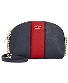 kate spade new york Racing Stripe Hilli Crossbody