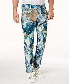 G-Star RAW Men's Earth Camo-Print Pants