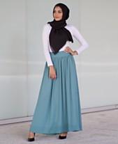 cb79bb3195 Verona Collection High-Waist Maxi Skirt