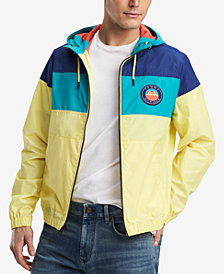 Tommy Hilfiger Men's Suncup Windbreaker, Created for Macy's
