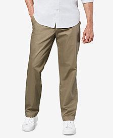 Dockers Straight Signature Lux Cotton Khaki Stretch Pants