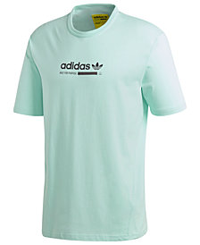 adidas Men's Originals Kaval Logo-Graphic T-Shirt