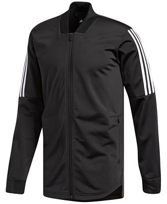 Adidas Men S Sport Id Bomber Track Jacket Coats Jackets Men