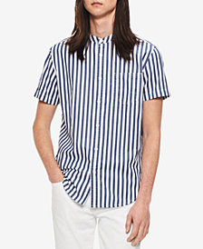 Calvin Klein Jeans Men's Cruize Striped Shirt