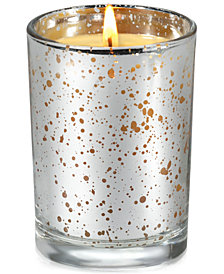 Aromatique Agave Pineapple Votive Glass Candle