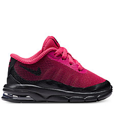 Nike Toddler Girls' Air Max Invigor Print Running Sneakers from Finish Line