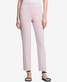 DKNY Straight-Leg Ankle Pants