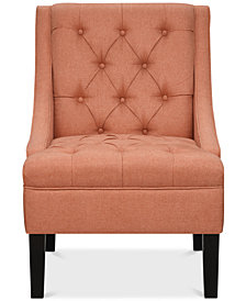 Bridgewater Accent Chair, Quick Ship