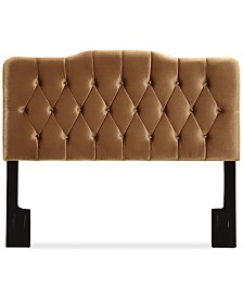 Carrol King Headboard, Quick Ship