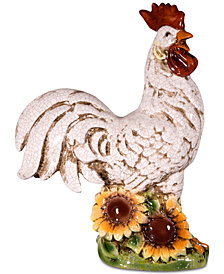 Home Essentials Decorative Ceramic Rooster