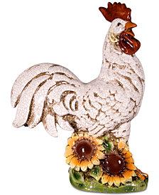Home Essentials Decorative Ceramic Rooster