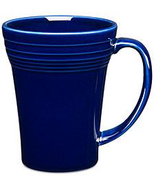 Fiesta Cobalt Bistro Latte Mug