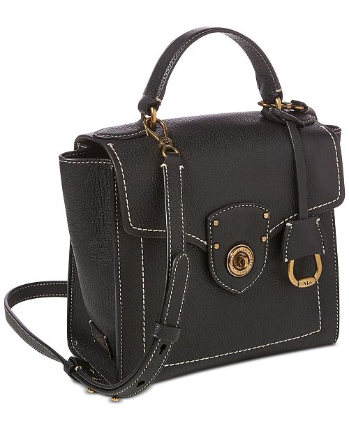 a393c27eaa85 Lauren Ralph Lauren Millbrook Top Handle Crossbody   Reviews ...