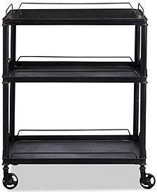 Londonderry Bar Cart, Quick Ship