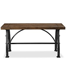 Rollinsford Dining Bench, Quick Ship