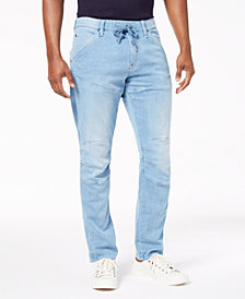G-Star RAW Men's 3D Sport Tapered Fit Stretch Jeans, Created for Macy's
