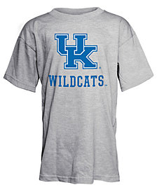 J America Kentucky Wildcats Big Logo T-Shirt, Big Boys (8-20)