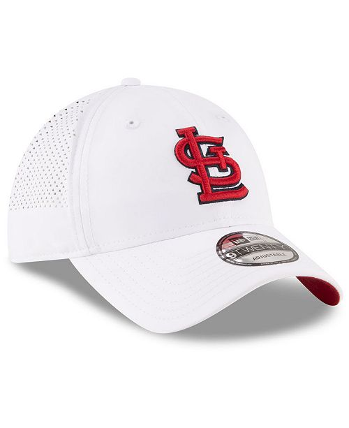 free shipping 0b91b 02f06 New Era. St. Louis Cardinals MLB Perf Pivot 9TWENTY Cap. Be the first to  Write a Review. main image  main image  main image  main image ...