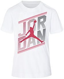 Jordan Little Boys Graphic-Print T-Shirt