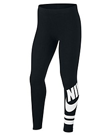Big Girls Graphic-Print Active Leggings