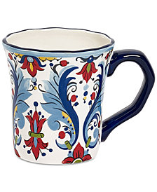 Tabletops Unlimited San Marino Italian Mug