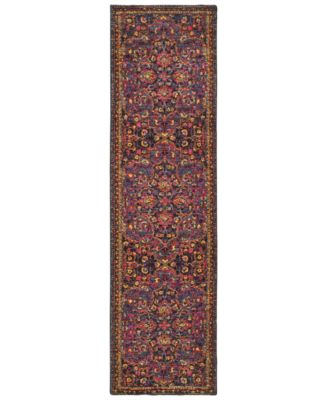"""CLOSEOUT! Archive Meadow 2' 7"""" x 10' 0"""" Runner Rug"""