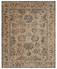 "Porcia PB-10 Natural 7' 10"" x 10' Area Rug"