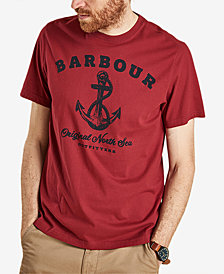 Barbour Men's Anchor Cotton T-shirt