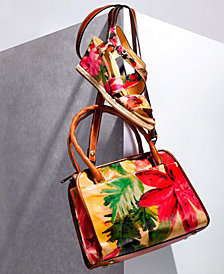 Patricia Nash Spring Multi-Print Shoe and Handbags