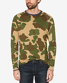 Original Penguin Men's Reversible Camouflage Shirt