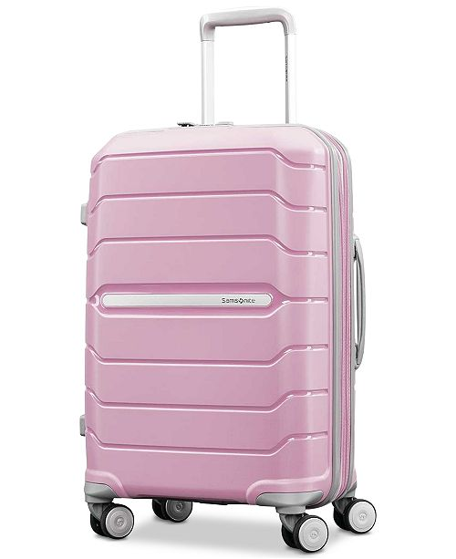 Samsonite Freeform 21″ Carry-On Expandable Hardside Spinner Suitcase