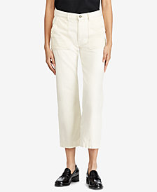 Polo Ralph Lauren Wide-Leg Pants