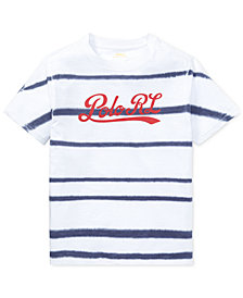 Polo Ralph Lauren Big Boys Tie-Dye Cotton Jersey T-Shirt