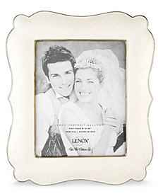 "Lenox ""Opal Innocence"" 8 x 10 Picture Frame"