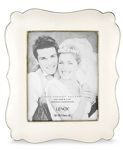 Lenox Opal Innocence 8 X 10 Picture Frame Picture Frames Macys