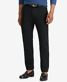 Polo Ralph Lauren Men's Classic Fit Cotton Chino Pants