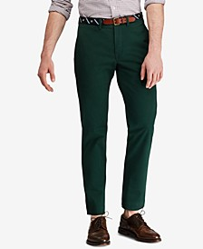 Men's Bedford Stretch Straight Fit Chino Pants