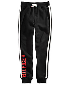 Tommy Hilfiger Little Boys Side Stripe Athletic Pants