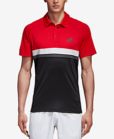 adidas Men's Club ClimaLite® Colorblocked Polo