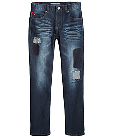 Tommy Hilfiger Little Boys Kent Patchwork Stretch Jeans