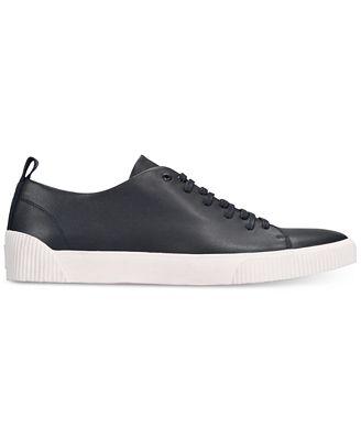 HUGO BOSS White Zero Tennis Sneakers