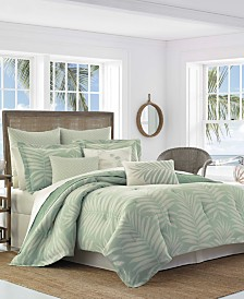 Tommy Bahama Home Abacos Full/Queen 3-Pc. Duvet Cover Set
