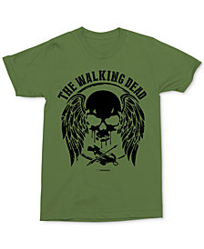 The Walking Dead Men's Graphic T-Shirt by Changes