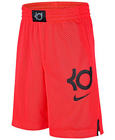 Nike Big Boys Dry KD-Print Basketball Shorts