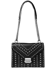 MICHAEL Michael Kors X Yang Mi Large Whitney Shoulder Bag