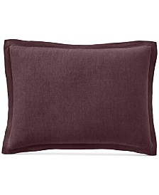CLOSEOUT! Hotel Collection Linen Standard Sham, Created for Macy's