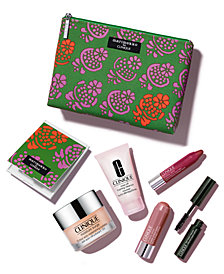 Clinique 7-Pc. Discovery Set + Get A $10 Bounce Back Card, (An $85 Value)