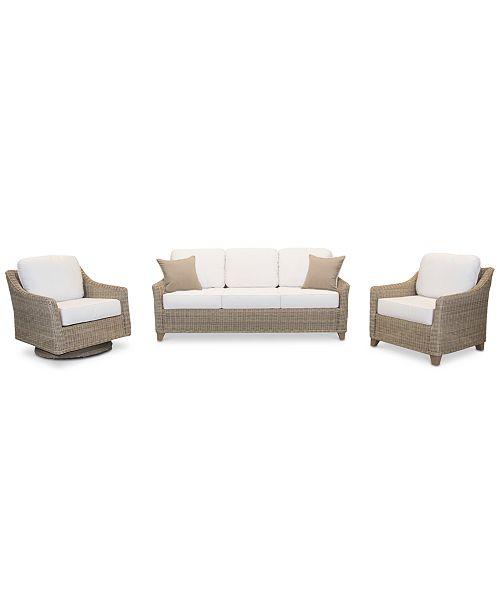 Admirable 1 Sofa 1 Club Chair 1 Swivel Glider Machost Co Dining Chair Design Ideas Machostcouk