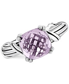 Peter Thomas Roth Lavender Amethyst Ring (4 ct. t.w.) in Sterling Silver