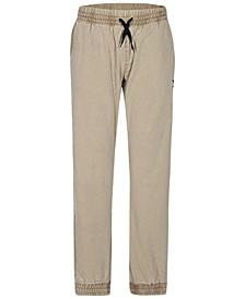 Little Boys Saltwater Cotton Jogger Pants